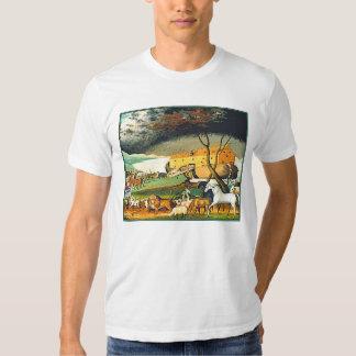 L'arche de Noé - art animal par des ploucs T-shirts