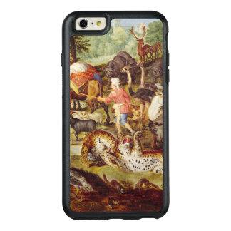 L'arche de Noé, petit groupe du côté droit Coque OtterBox iPhone 6 Et 6s Plus