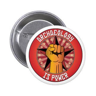 L'archéologie est puissance badge