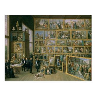 L'archiduc Leopold Wilhelm Carte Postale