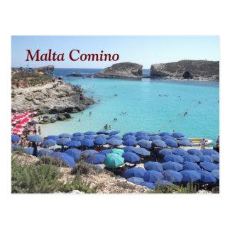 L'archipel de Malte Carte Postale