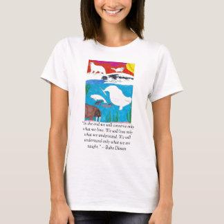 L'Arctique congelé T-shirt