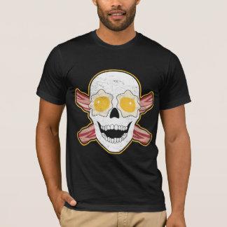 Lard et crâne d'oeufs t-shirt