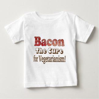 Lard végétarien t-shirt pour bébé