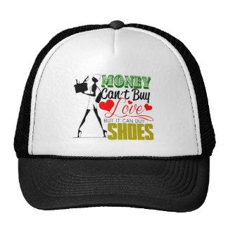 L'argent ne peut pas acheter l'amour mais les chau casquette trucker