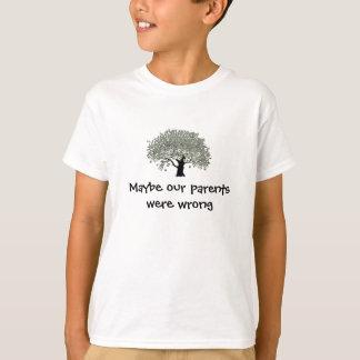 L'argent se développe sur des arbres t-shirt