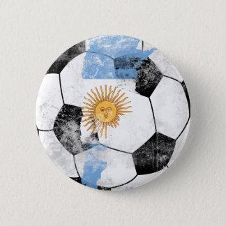 L'Argentine a affligé le football Badge