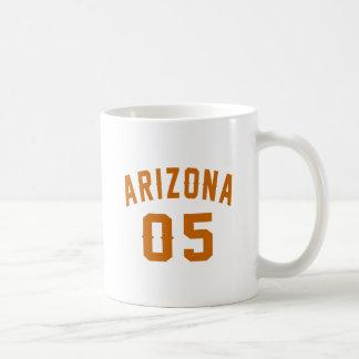 L'Arizona 05 conceptions d'anniversaire Mug
