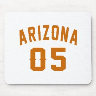 L'Arizona 05 conceptions d'anniversaire Tapis De Souris