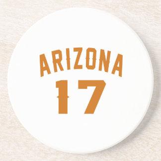 L'Arizona 17 conceptions d'anniversaire Dessous De Verres