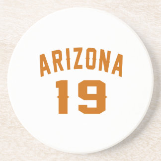 L'Arizona 19 conceptions d'anniversaire Dessous De Verre