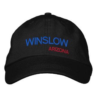 L'Arizona, casquette réglable de Winslow Casquette Brodée