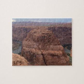 L'ARIZONA - courbure en fer à cheval AB2 - roche Puzzle