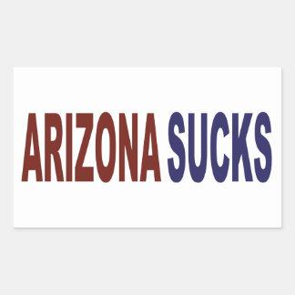 L'Arizona suce Autocollants En Rectangle