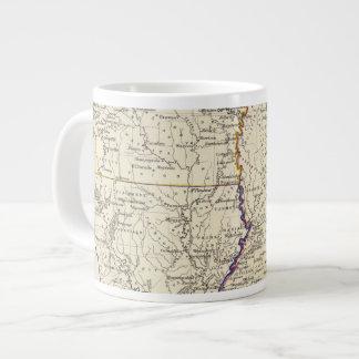 L'Arkansas, la Louisiane et le Mississippi Mug