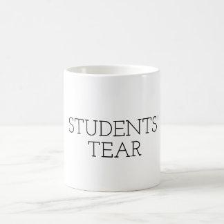 LARME d'ÉTUDIANTS drôle de cadeau de tasse de