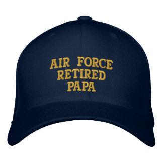 L'Armée de l'Air a retiré le casquette brodé par Casquette Brodée