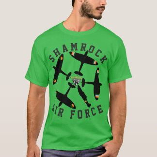 L'Armée de l'Air de shamrock de Warkites T-shirt