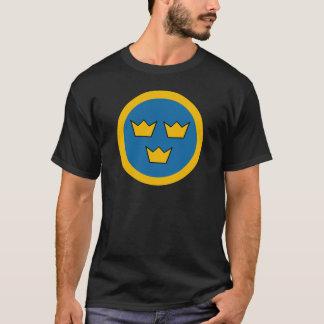 L'Armée de l'Air suédoise T-shirt