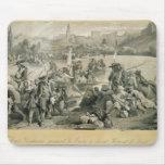 L'armée de Vendean croisant la Loire Tapis De Souris