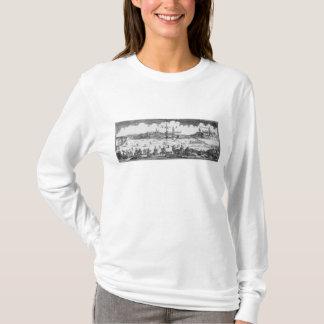 L'armée russe assiégeant Narva en 1700 T-shirt