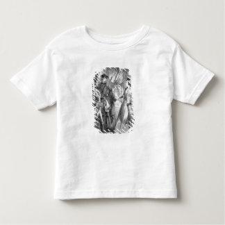 L'arrestation de Caroline Matilda T-shirt Pour Les Tous Petits