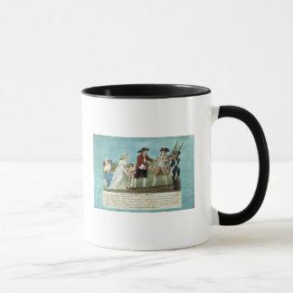 L'arrestation de Louis XVI et sa famille Mug