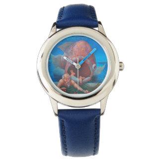 L'arrivée de Jonas à la montre de Ninevah Montres Bracelet