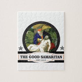 l'art de bon Samaritain Puzzle