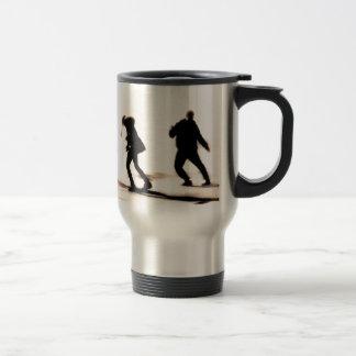 l'art du streetdance mug de voyage en acier inoxydable