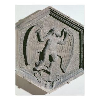 L'art du vol, Daedalus, hexagonal Carte Postale