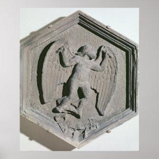 L'art du vol, Daedalus, hexagonal Posters