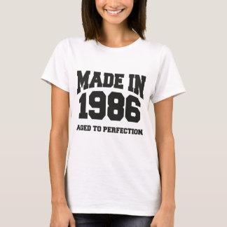 Larve dans en 1986 - les Aged tonne perfection T-shirt