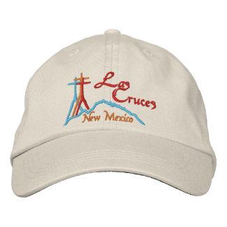 Las Cruces, nanomètre Casquette Brodée