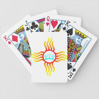 Las Cruces nanomètre Zia Jeux De Cartes