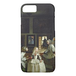 Las Meninas ou la famille de Philip IV, c.1656 Coque iPhone 7