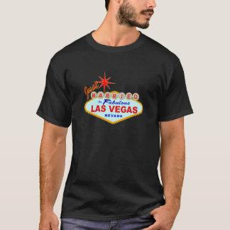 Las Vegas a juste marié le T-shirt