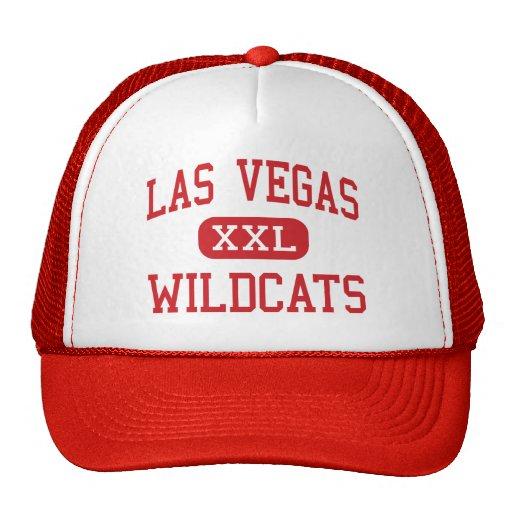 Las Vegas - chats sauvages - haut - Las Vegas Neva Casquette De Camionneur