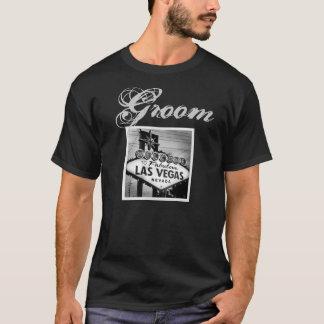 Las Vegas épousant le T-shirt