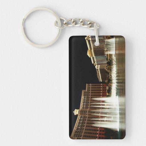 Las Vegas Keychain Porte-clef