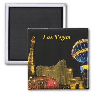 Las Vegas Magnet Carré