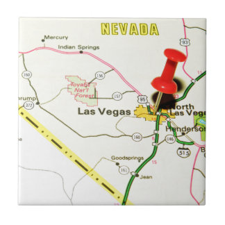 Las Vegas, Nevada Petit Carreau Carré
