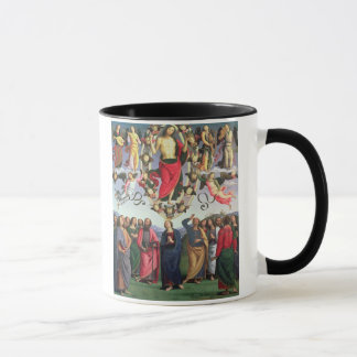 L'ascension du Christ, 1495-98 (huile sur le Mugs