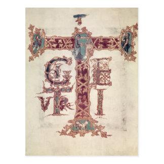 L'ascension du Christ 2 Carte Postale