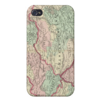 L'Asie 19 iPhone 4 Case