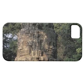 L'Asie, Cambodge, Siem Reap. Sculptures en pierre Étuis iPhone 5