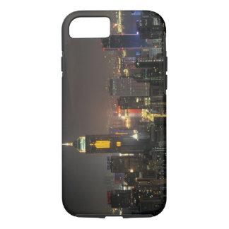 L'Asie, Chine, Hong Kong, central de la route de Coque iPhone 8/7