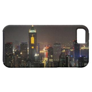 L'Asie, Chine, Hong Kong, central de la route de Coque Tough iPhone 5