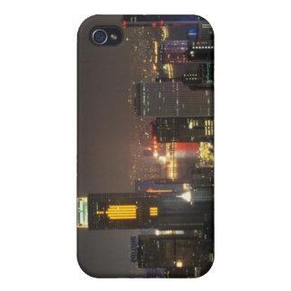 L'Asie, Chine, Hong Kong, central de la route de S Étui iPhone 4