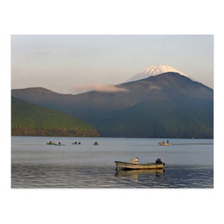 L'Asie, Japon, Hakone. Vues de début de la matinée Cartes Postales